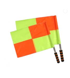 Referee Linseman Flag