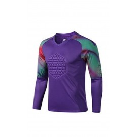 Sublimated Goalkeeper Jersey LS