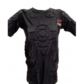 Padded Compression Short Sleeve Jersey