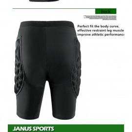 Goalkeeper Padded Compression Shorts