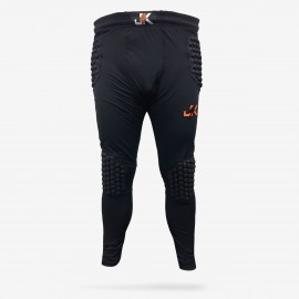 Padded Compression Long Pants