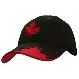 Maple Leaf Ball Cap